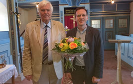 Friedbert Wank und Ralf Neuber