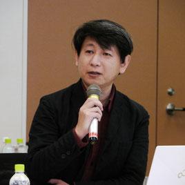 太田光征(事務局)