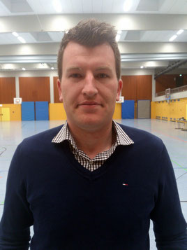 Schiedsrichter-Neuzugang Tobias Brand