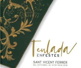 Fiestas en Teulada Sant Vicent Ferrer 2016