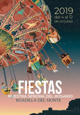 Fiestas en Boadilla del Monte Fiestas del Rosario