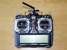 Radio émetteur 2.4 Ghz