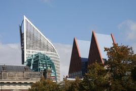 Skyline von Den Haag