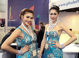 Thailand enticed visitors with visual stimuli / source: ITB