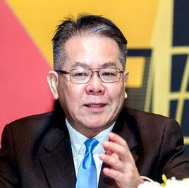 President of UPS China, Richard Loi