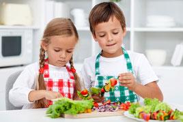 L'alimentazione equilibrata per i bambini