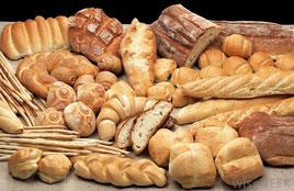 Pane, calorie e valori nutrizionali