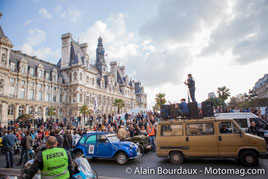 Mairie de Paris le 10 octobre 2015 (photo Alain Bourdon).