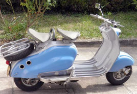 Scooter Lambretta