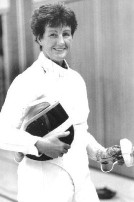 Hilde Vollmeyer holte 1993 den Europameister-Titel.