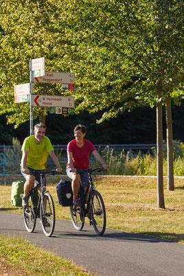 Radfernwege für e-Bikes