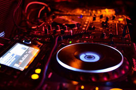 DJ, Hochzeit