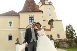 Heiraten im Schloss Kornberg