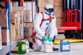 Hazardous Materials Management Program HMMP