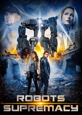 Robots Supremacy de Jon Wright - 2014 /Science-Fiction