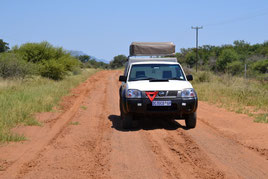 Südafrika, Allradcamper, Dachzelt