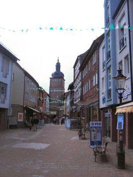 Der Stadtturm - ein Wahrzeichen für Buchen