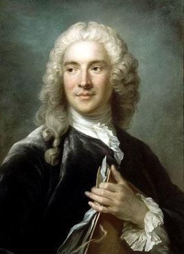 Charles Joseph Natoire (cliquez sur image pour géolocaliser)