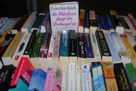 Foto: Dümmer-Museum, Impression vom Bücherflohmarkt im letzten Jahr