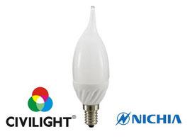 Светодиодная лампа F37 KF25T4 ceramic