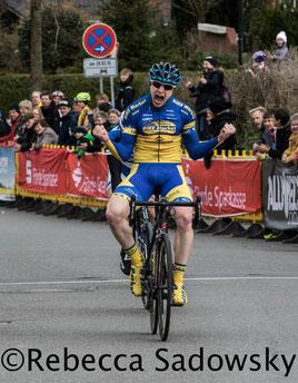 Maximilian Winterbergs Sieg in Ascheffel