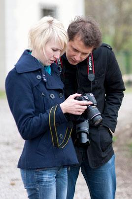 Spaß an der Fotografie und lernen von einander