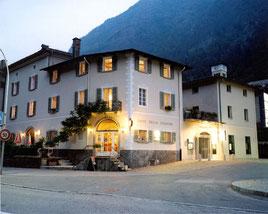 Foto: Boutique Hotel Albergo Stazione, Campocologno