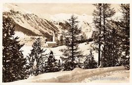 120-004a  Verlag Foto Rauch, Celerina u. Schuls, gelaufen 1.3.1947