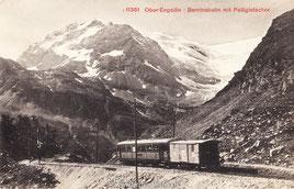 320-002 Verlag Edition Photoglob, Zürich  Karte ungelaufen, aber mit Stempel