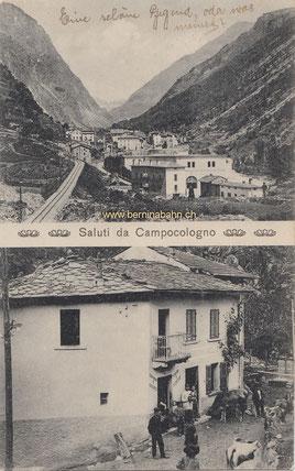 570-003 Verlag Orell Füssli, Zürich. Karte gelaufen am 28.9.1913