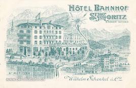 713-005: Zeichnung und Druck: H. Guggenheim & Co., Zürich (keine Postkarte)