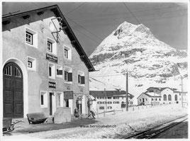241-101 VV Graubünden, Archiv RhB