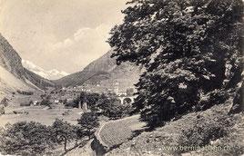 540-071 Verlag Sidney Semadeni, Poschiavo. Karte gelaufen 2.1.1913