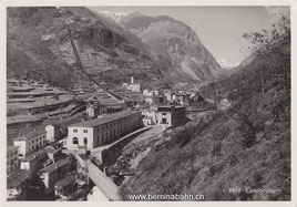 570-002 Photo & Verlag Albert Steiner, St. Moritz. Karte gelaufen am 15.7.1942