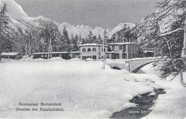 211-019a Verlag Engadin Press Co., Samaden. Karte ungelaufen