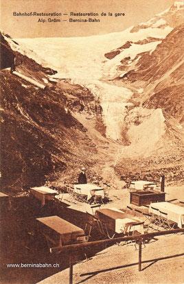 350-022 Verlag: Engadin Press Co., Samaden. Karte gelaufen am 22.8.1917 mit Feldpost