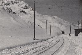 291-105 Aufnahme vom 24.2.1948 (Archiv RhB)