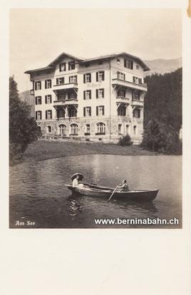 713-007 Verlag: Kunstanstalt Brunner & Co., A.-G., Zürich. Karte ungelaufen