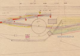 410-009 Plan Cavaglia, Archiv RhB