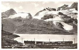 285-011 Verlag G. Spini, St. Moritz, Karte gelaufen