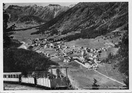 200-044 Eigenverlag Berninabahn, Karte ungelaufen