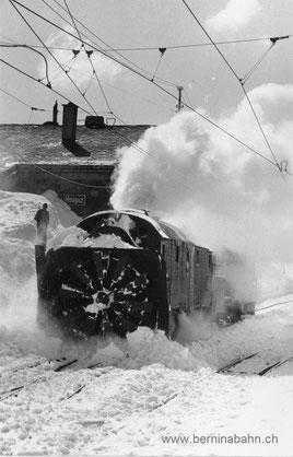 290-010 Foto angeblich von 1917 (Archiv RhB)