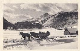 120-003 Karte von Wehrli A.-G., Kilchberg, Zürich, gelaufen 23.12.1915