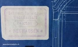 802-004b Papiersiegel SIG