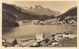 101-042 Verlag Wehrli A. G., Kilchberg-Zürich, Karte gelaufen 22.8.1912
