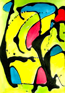 Spontaneous Art Therapy Activities for Teens - The Art of