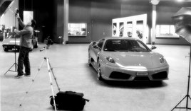 Ferrari-Shooting