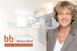 Portrait Barbara Barth, Inhaber Barbara Barth Küchen- und Raumgestaltung, Mainz