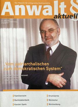 Unser erstes Interview liegt 18 Jahre zurück. Thema damals: STPO neu.