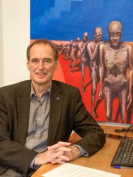 """AO. UNIV.-PROF. DR. HANNES TRETTER ist seit Anfang 2021 Vorstandsvorsitzender des """"Wiener Forum für Demokratie und Menschenrechte"""" www.humanrights.at"""